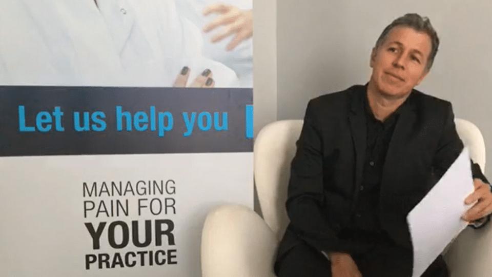 Seminario web Rodolfo Molano anestesia